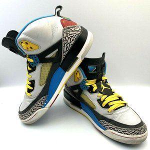 Nike Air Jordan Spizike Bordeaux Sneakers
